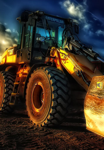 Testing and Technical Authoring Services for Off-Highway Equipment
