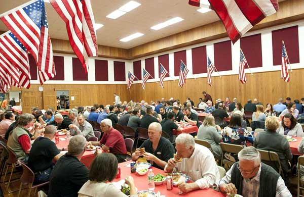 DTB Veterans Luncheon