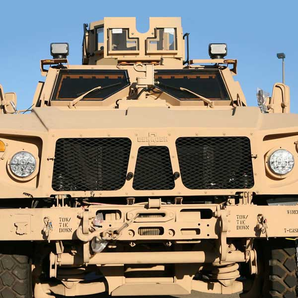 Armored Vehicle Testing Services