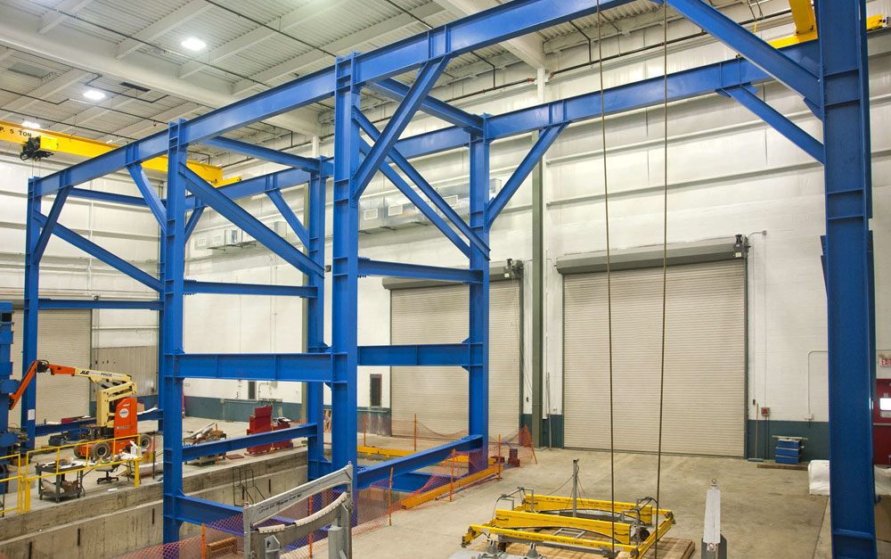 Structural Testing Facilities
